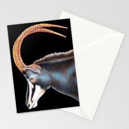 Sable Antelope Stationery Cards