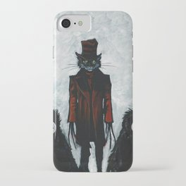the cat in the hat iPhone Case