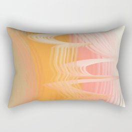 Threads Rectangular Pillow