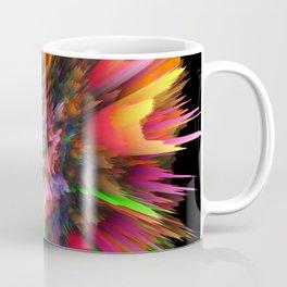 colorful 3d flower v Coffee Mug