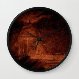 Hold back the nightmare... Wall Clock