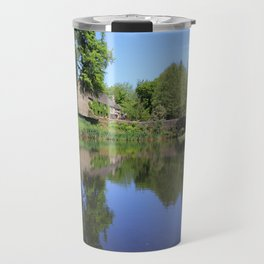 The Lower Pond Lumsdale Travel Mug