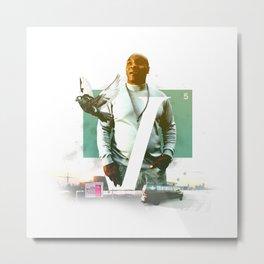 v5 - Tyson Metal Print