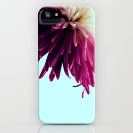 One Flower iPhone Case