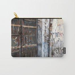 Antique Facade - Taormina - Sicily Carry-All Pouch