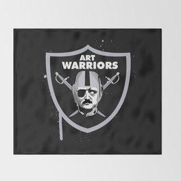 Art Raiders Throw Blanket 18b938abb