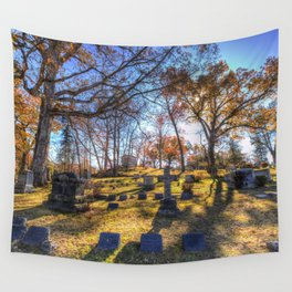 Sleepy Hollow Cemetery New York Wall Tapestry