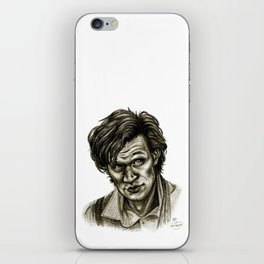 Always Remember (Eleventh Doctor) iPhone Skin