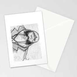 Mr Walrus u cant dance.. Stationery Cards