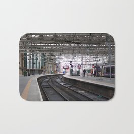 Glasgow Central Station Bath Mat