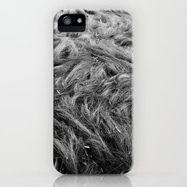 Bedding Behaviour iPhone Case