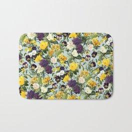 Floral C Bath Mat