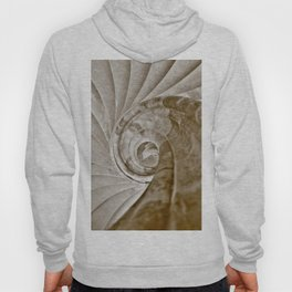 Sand stone spiral staircase 13 Hoody