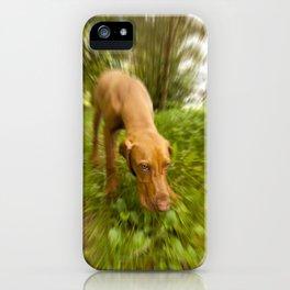 mounty #1 iPhone Case