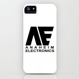 Anaheim Electronics iPhone Case