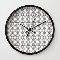 we can move mountains Wall Clock