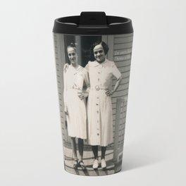 Les soeurs Bisson, Thérèse et Alice - The sisters Bisson, Therese et Alice Travel Mug