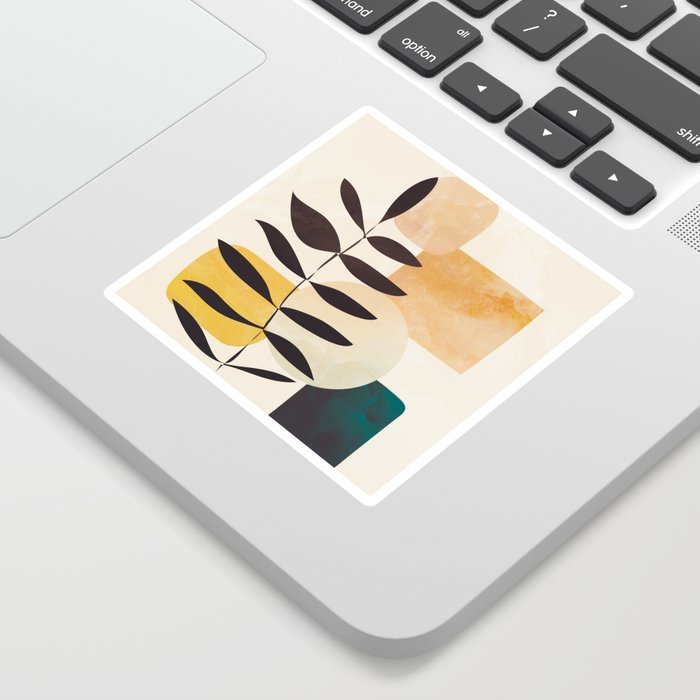 Abstract Elements 20 Sticker
