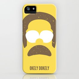 Okely Dokely iPhone Case