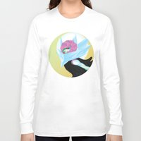 polygon Long Sleeve T-shirts featuring POLYGON FASHION by Marques Cannon