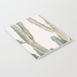 Sunrise Cactus Notebook