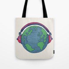 World Music Tote Bag