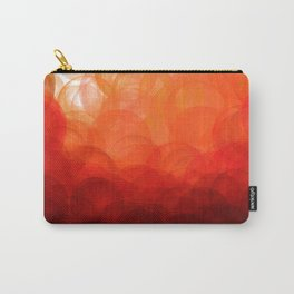 Sunset Globes Carry-All Pouch