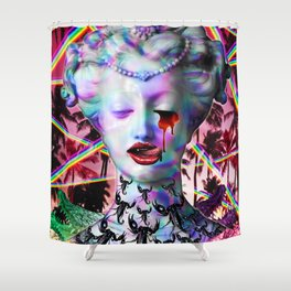 Divine Decadence Shower Curtain