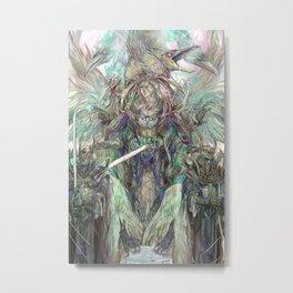 Meridia Metal Print