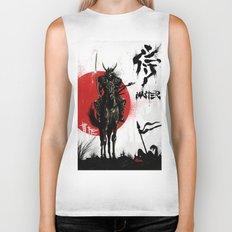 Samurai Master Biker Tank
