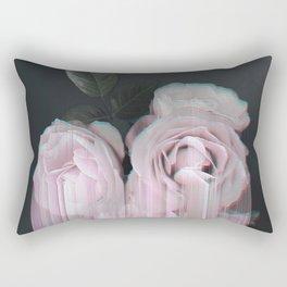 Fall In Rose Rectangular Pillow
