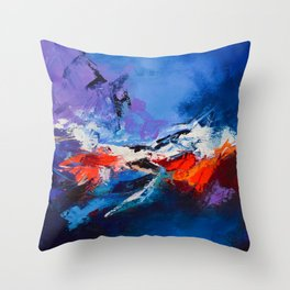 Nothing else Matters Throw Pillow