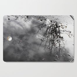 Cloudy Day Reflection Cutting Board