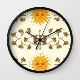 Casa Del Sol Wall Clock