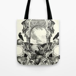 INTERDIMENSIONAL DOORWAY Tote Bag