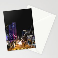 All Night Long Stationery Cards