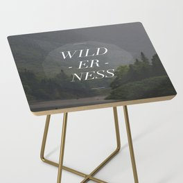 WILDERNESS — Side Table