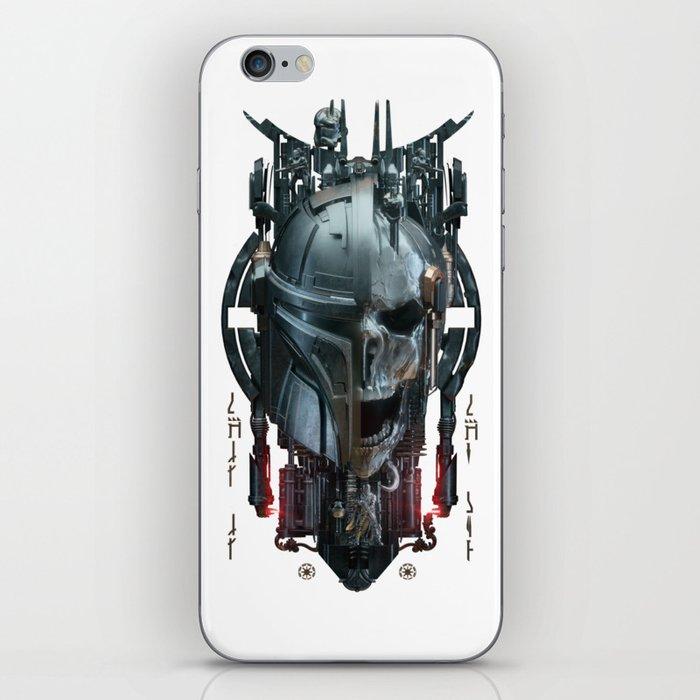 Mando - 3 iPhone Skin