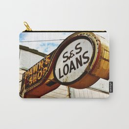 S&S Loans Carry-All Pouch