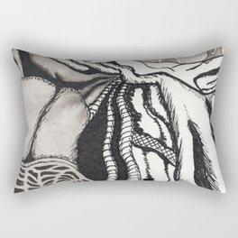 Fabric #5 Rectangular Pillow