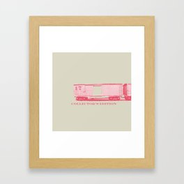 Cart #17 Framed Art Print