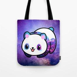 Kawaii Galactic Mighty Panda Tote Bag