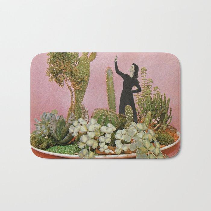 The Wonders of Cactus Island Bath Mat