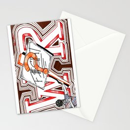 Fight War Stationery Cards