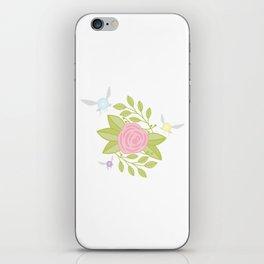 Garden of Fairies iPhone Skin