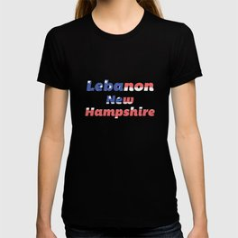 Lebanon New Hampshire T-shirt