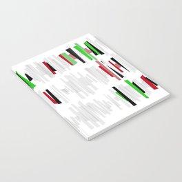 "Math Art Digital Prints - ""cRaps"" Notebook"