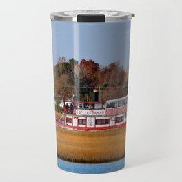 Floating Down The ICW Travel Mug