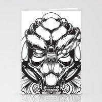 garrus Stationery Cards featuring Mass Effect. Garrus Vakarian by OneAppleInBox