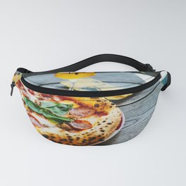 Pizza Slices (69) Fanny Pack
